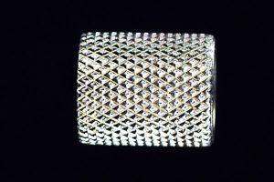 salvo diamond knurl example