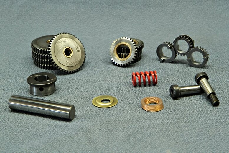 Salvo replacement parts